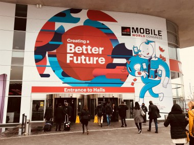 MWC2018テーマ「Creating a Better Future」